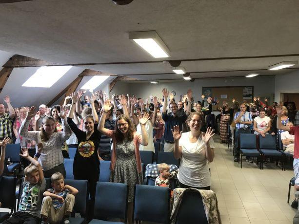 Belgium: Vibrant church community in Belgium More Info