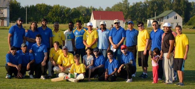Ukraine: Playing cricket to reach the next generation in Ukraine. More Info