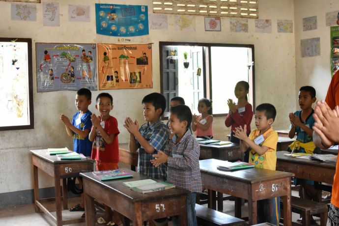 South East Asia: OM workers often use teaching English as a platform to enter into communities and to build relationships. More Info