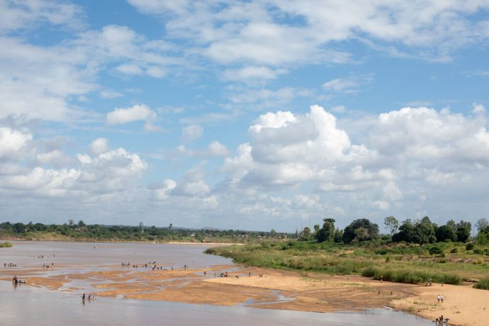 Mozambique: Scenery in northern Mozambique. More Info