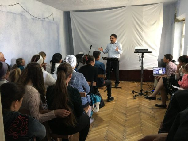 Moldova: In late April 2018 the very first church service took place in Cobîlea, a village in northern Moldova, that is located in one of the least reached areas of the country, and where a small OM team has been based since autumn 2017. More Info