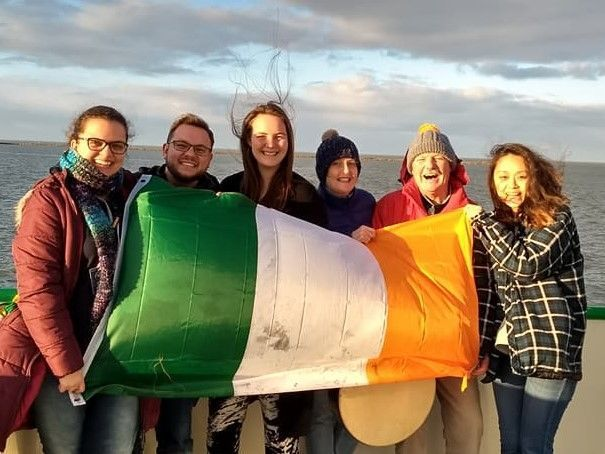 Ireland: Six current and former OM Ireland staff joined the trial charter of the OM Riverboat. In a group of 80 people from 28 nations, they saw how everything came together for Gods glory. More Info