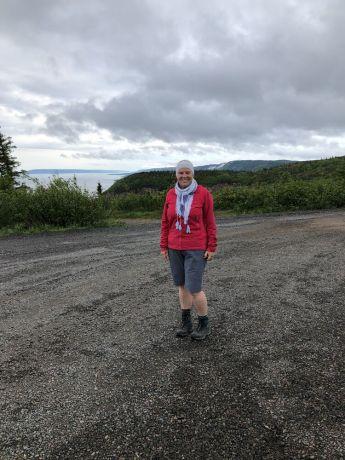Canada: participant of the freedom challenge in cape breton canada – photo by Ramona Gliege More Info
