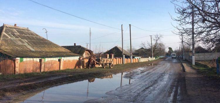 Moldova: A street in Cobîlea, Moldova. More Info