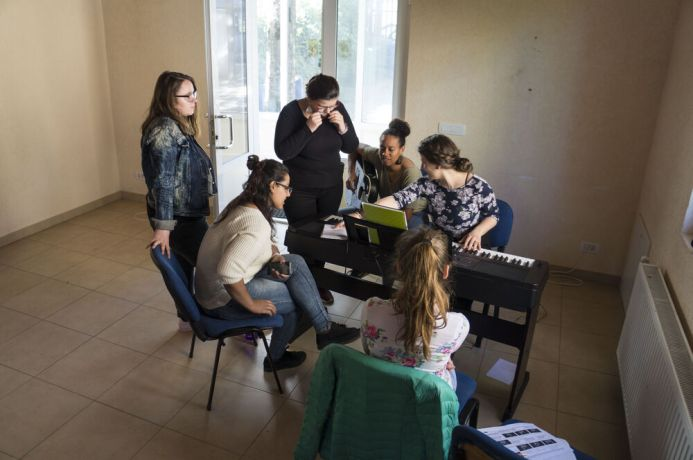Kosovo: OM Arts held a workshop for local musicians in Kosovo to help them write new worship songs. More Info