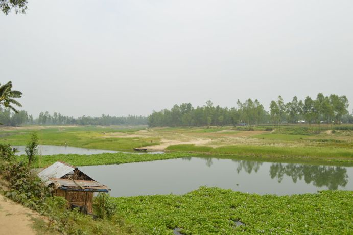 South Asia: Green abounds in the river deltas that make up much of Bangladesh. It is in villages like these that education and skills training are transforming lives and giving the opportunity to share the gospel. More Info