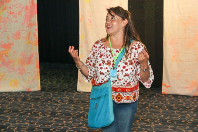Mexico: Progreso, Mexico :: A participant of Logos Hopes Crew for a Day scheme speaks about what she has learned. More Info