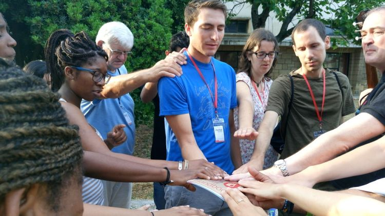 Spain: Praying for one another at Transform 2018. More Info