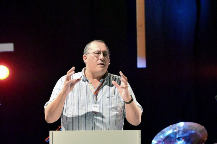 Spain: Bible teaching by OM leader Peter Nicoll, over the theme VIBRANT, was a highlight of Transform 2018. More Info