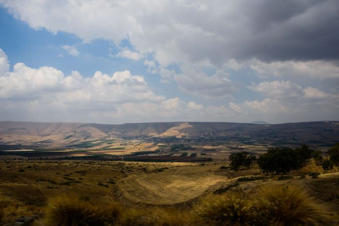 Israel: Prayer teams visit the cities of Israel, pray blessing and share the hope of Jesus.  Photo by Garrett N. More Info