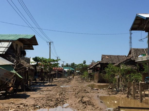 Myanmar: OM teams have been involved in reaching out practically to flood victims in South Asian countries that experienced unusually bad flooding the last few months. In many villages our teams are distributing basic food items as well as other necessary items like umbrellas, soap, and kitchen items. The flood waters have started to go down, but have left homes damaged or destroyed, fields empty and families unsure of how to move forward with the loss of income from the harvest and seed that was lost. More Info