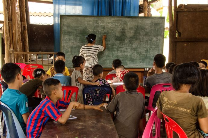 Thailand: An optional weekend class for students at the School of Mercy, operated by OM MTI, for 130 internally displaced Mon and Karen children in a village at the Thailand-Myanmar Border. More Info