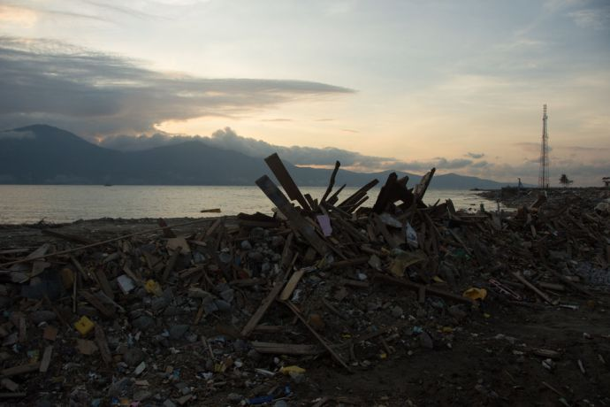 Indonesia: Three weeks after the earthquake and tsunami devastate Sulawesi, Indonesia, people are still showing their resilience and strength to overcome challenges. Along the Sulawesi coastline, the tsunami left behind remnants of buildings and debris. More Info