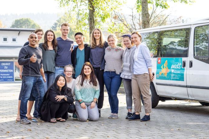 Serbia: The MDT Love Europe team 2018 More Info