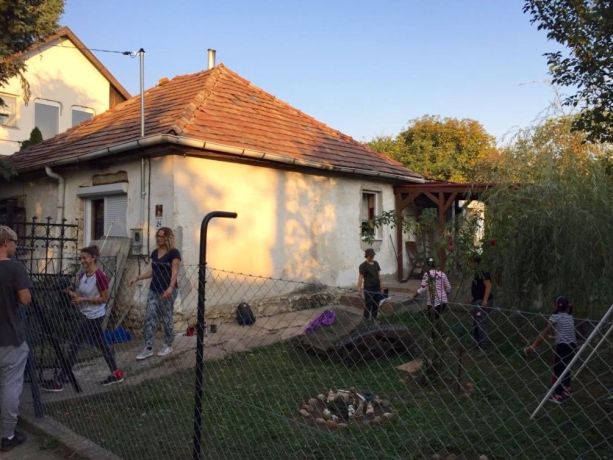 Hungary: A group of young Swiss Christians helped a family in Hungary fix up their house and garden as part of a service outreach with OM. More Info