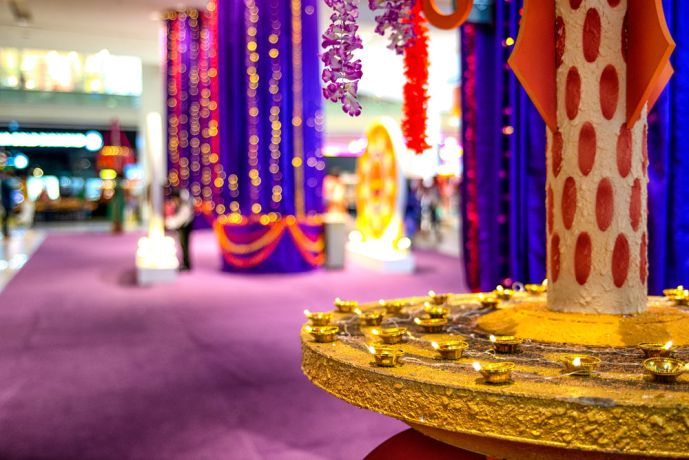 Malaysia: Deepavali, more commonly known as Diwali, is a Hindu festival of light, in which Hindus celebrate the victory of light over darkness. More Info
