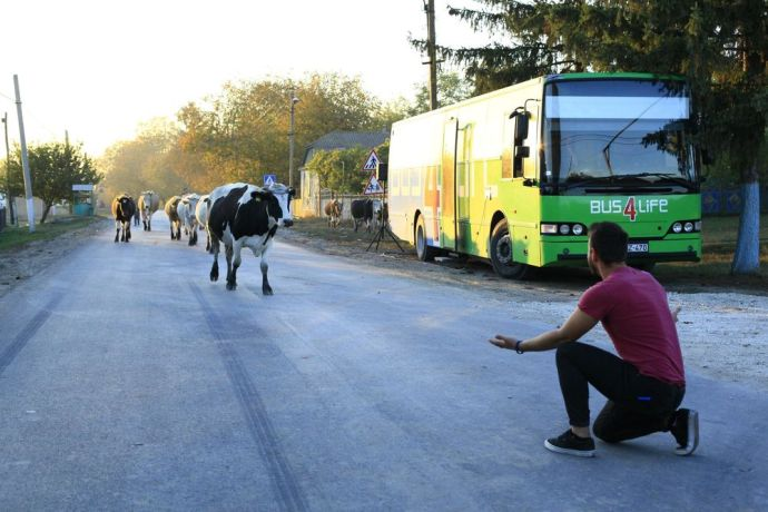Moldova: Bus4Life ministered in the countryside villages in Northern Moldova. More Info