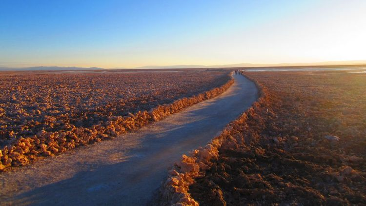 South Africa: A road leads into the distance. More Info