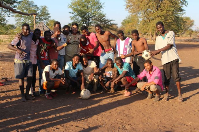 Zimbabwe: A pastor uses sport to spread the gospel and plant new churches in rural Zimbabwe More Info
