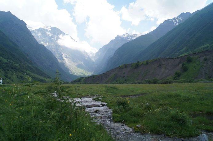 Russia: Landscape of North Caucasus (Russia). More Info