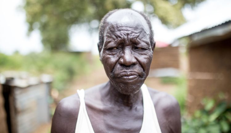 South Sudan: Civil war in South Sudan has caused communities to be displaced.  Photo by Justin Lovett More Info