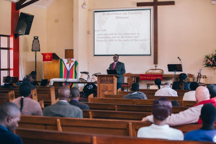 Zimbabwe: Go Challenge Conference in session More Info