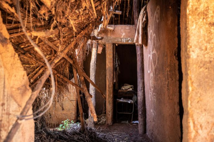 Mozambique: Homes damaged by the heavy rain and winds of Cyclone Idai in Mozambique. Photo by Rebecca Rempel More Info