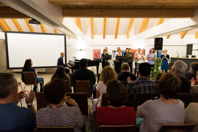 Austria: Sharing about the message of Easter and the resurrection with music in Austria. More Info