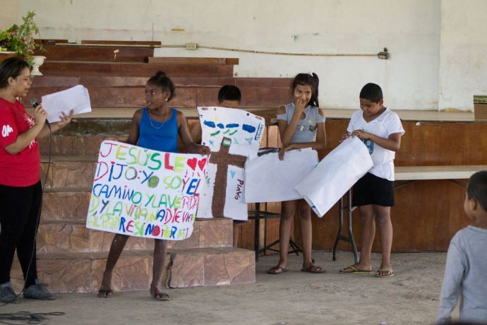Panama: OM Panama had a Christmas outreach impacting indigenous children at risk. More Info