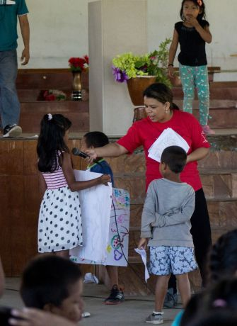 Panama: OM Panama had a Christmas outreach impacting indegenous children at risk. More Info