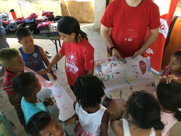 Panama: OM Panama had a christmas outreach with children in social risk More Info