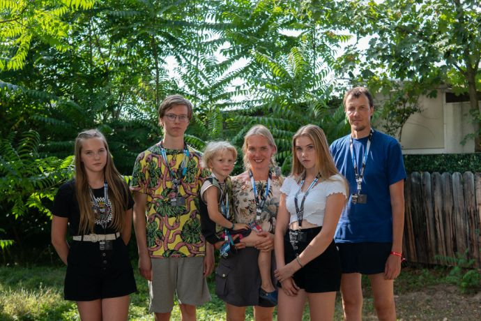 Germany: Many people travel to TeenStreet (TS) from far, but very few choose to take as massive a detour as the Harju family from Finland who drove through eleven countries before arriving in Offenburg. More Info