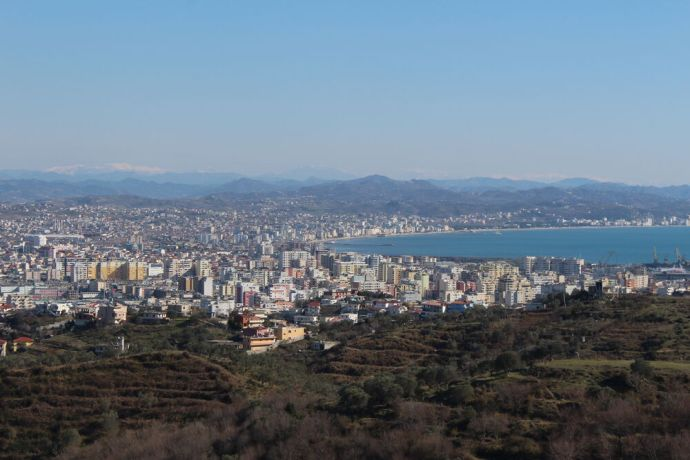 Albania: The city of Durrës is on the Adriatic Sea and is Albanias largest port city and second largest city. More Info