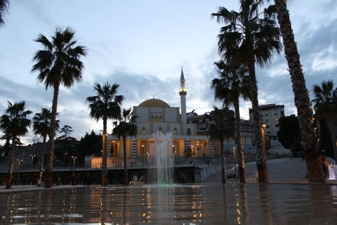 Albania: The Grand or Great Mosque of Durrës is in the city centre of Durrës--Albanias largest port city and second largest city. More Info
