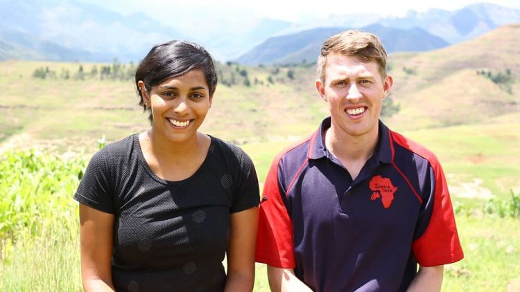 South Africa: Vinitha (Australia) leads the Africa Trek with her husband, Nick. The Africa Trek is a discipleship programme that aims to disciple participants and equip them to become effective disciple-makers with a passion to reach out to those who do not know Christ's love. More Info