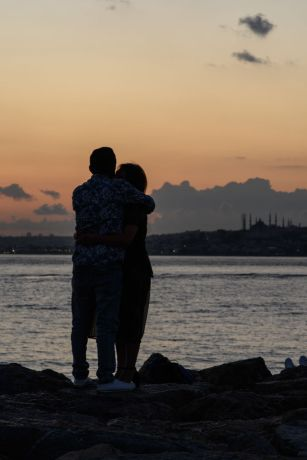 Turkey: Silhouette of young turks in Turkey.  Photo by Garrett N More Info