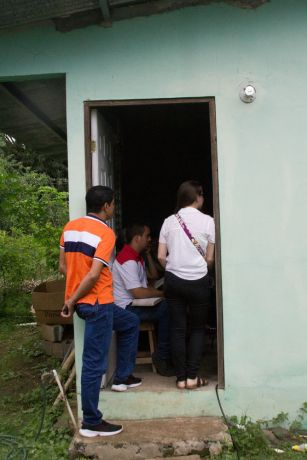Panama: Visiting a small, home-based church in the Los Santos province of Panama. More Info