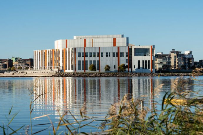 Sweden: Spira Culture Center More Info