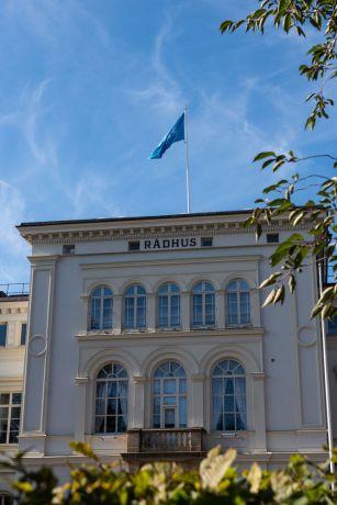 Sweden: City Hall of Jönköping More Info
