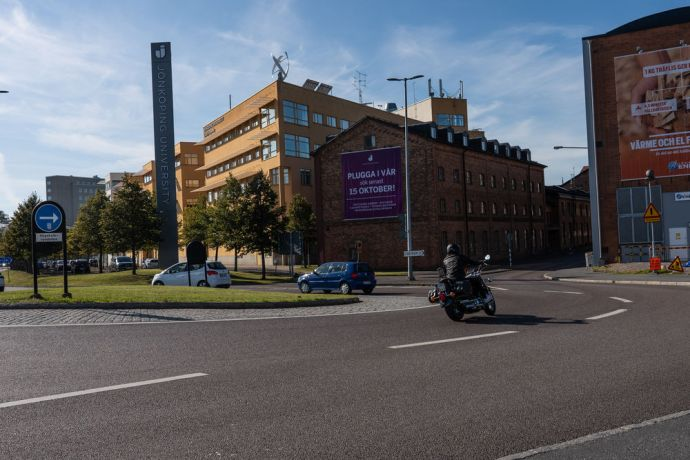 Sweden: University of Jönköping More Info