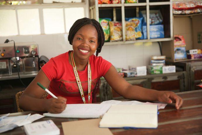 Zimbabwe: Teenstreet crew member serving in Zimbabwe More Info