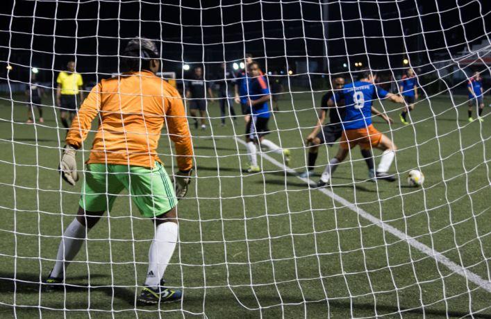 Trinidad & Tobago: Port of Spain, Trinidad and Tobago :: Logos Hope footballs team plays with local teams. More Info