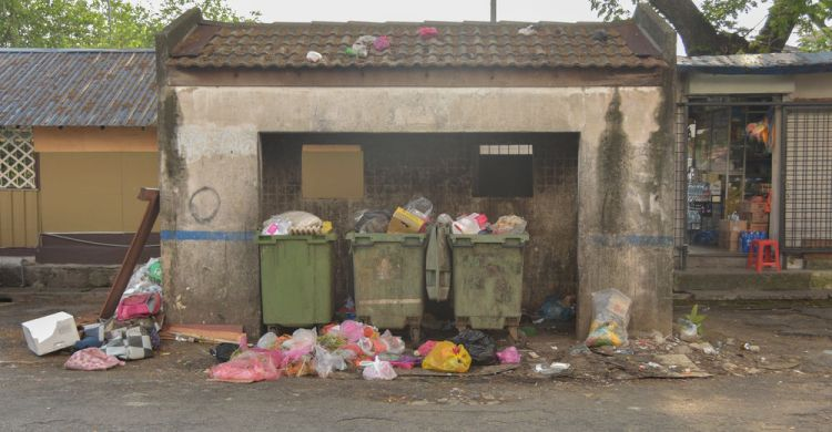 Malaysia: In some countries, the COVID-19 pandemic may lead to the accumulation of uncollected trash. More Info