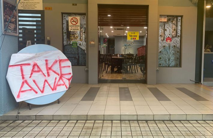 Malaysia: Many restaurants in Kuala Lumpur, Malaysia have transitioned to doing only take away, showing the countrys lockdown measures in action to prevent the spread of COVID-19. For many small business owners, closing down may be detrimental to their livelihood. More Info