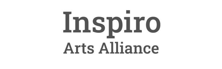 International: Inspiro Arts Alliance transition logo banner sized More Info