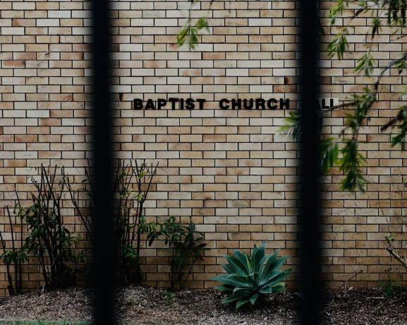 Australia: Church in Lockdown due to COVID-19. Photo by Hadley Toweel. More Info