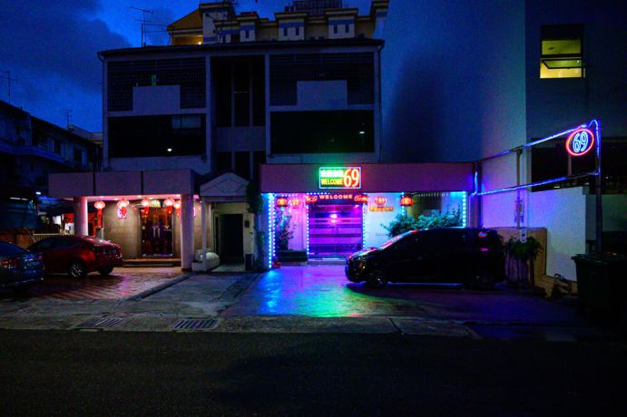 Singapore: The red-light district in Singapore. Photo by Alex Coleman. More Info