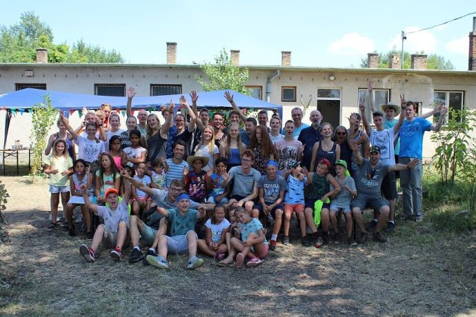 Hungary: Children's Roma ministry in the Szelkut area of Tata. More Info