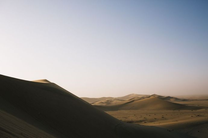 Namibia: Sand dunes in Namibia. Photo by Doseong Park. More Info