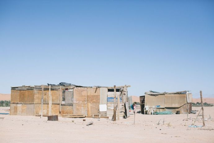 Namibia: The scenery in Namibia. Photo by Doseong Park. More Info